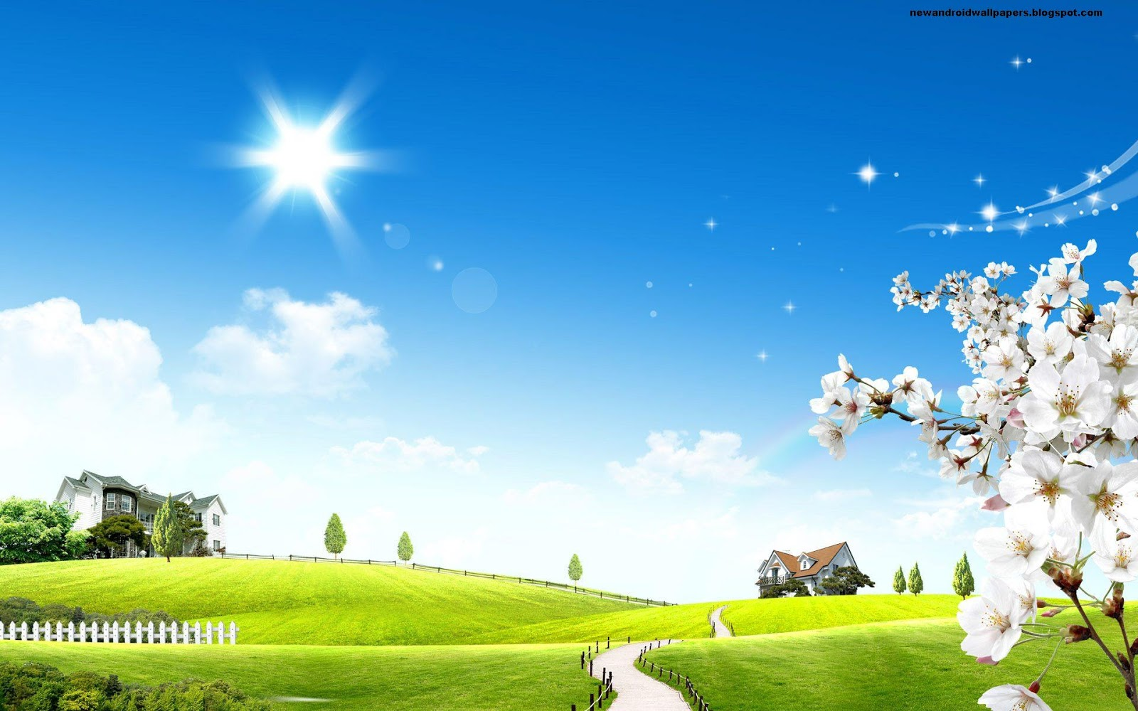 Latest And Amazing Nature Hd Wallpapers 2013 Free For Android And