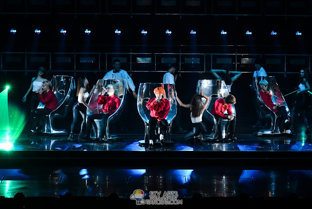 The Silver Seats and BIGBANG