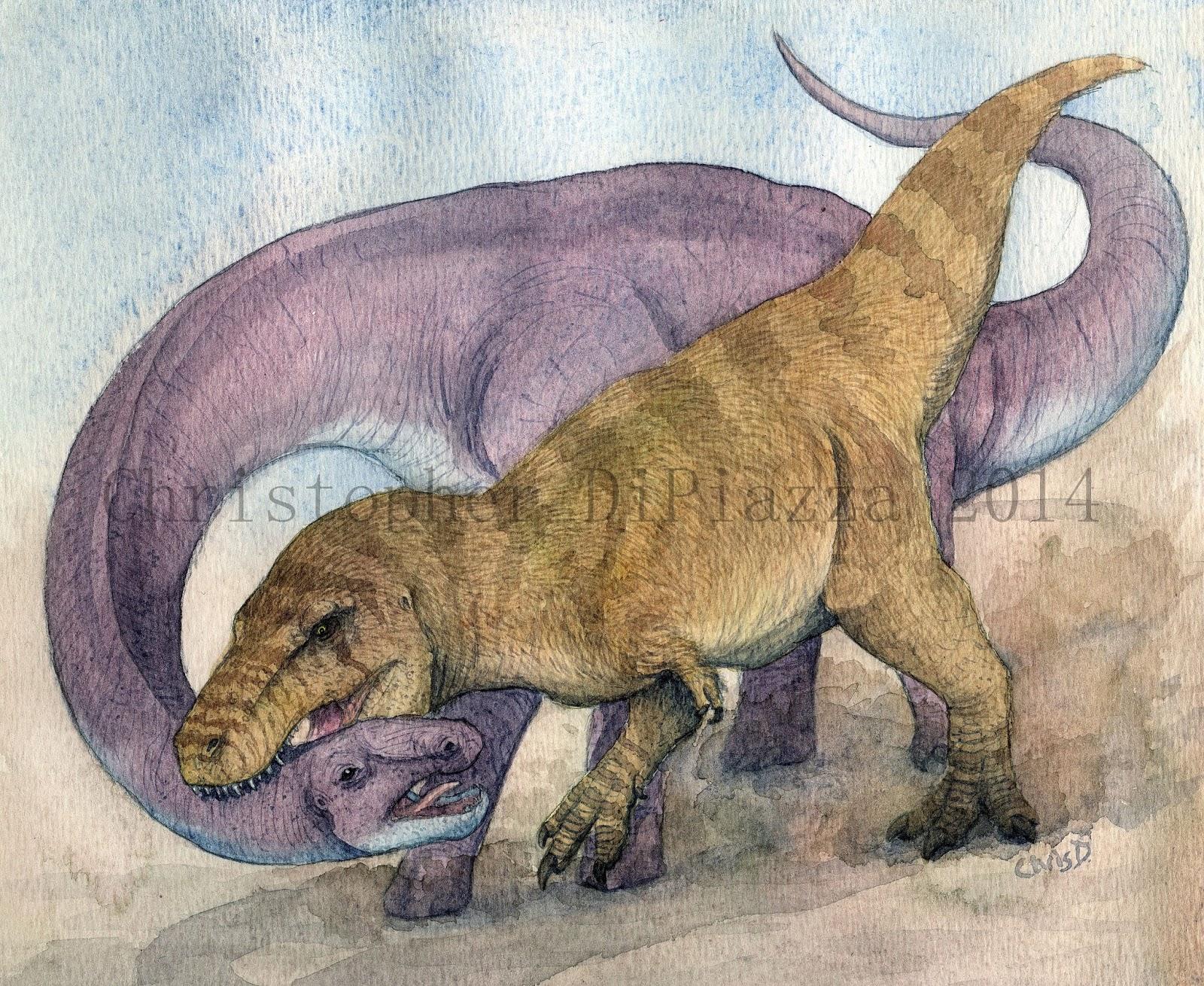 Prehistoric beast of the week tyrannosaurus beast of the for Tyrannosaurus