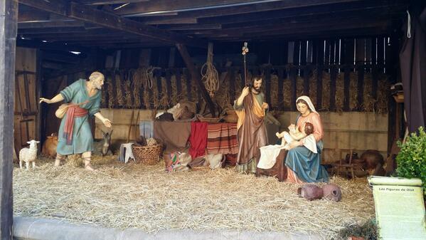 Escena De Nacimiento de Jesús
