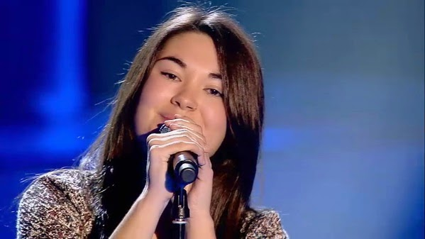 Marina canta People Help The People -la-voz