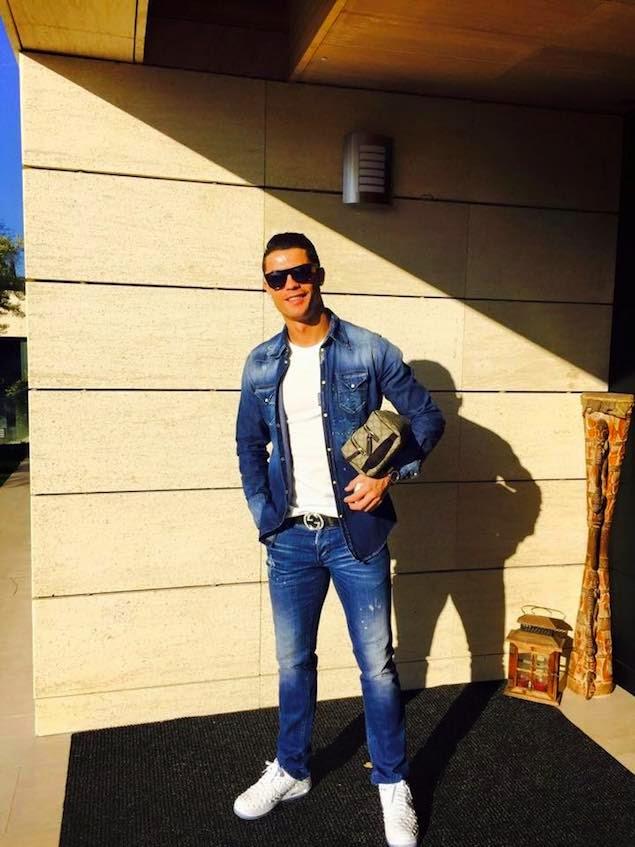 Cristiano Ronaldo Wear...