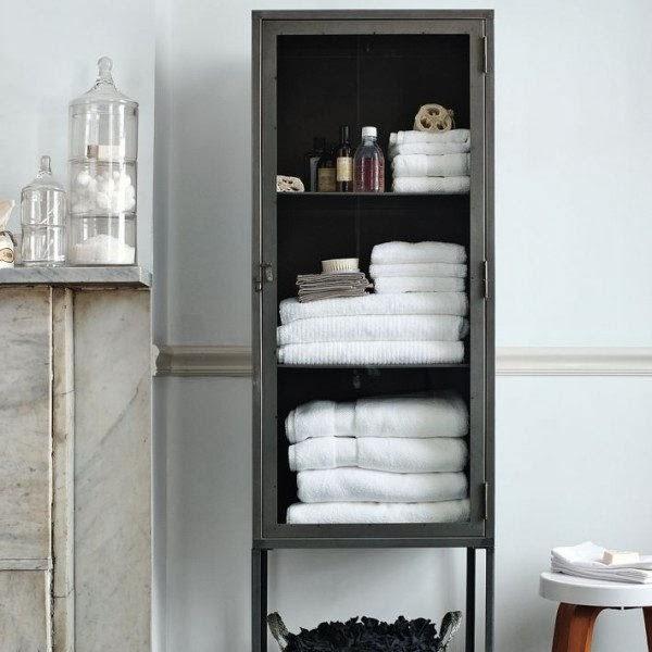 Deco accesorios pr cticos y con encanto para el ba o for Accesorios para poner toallas en el bano