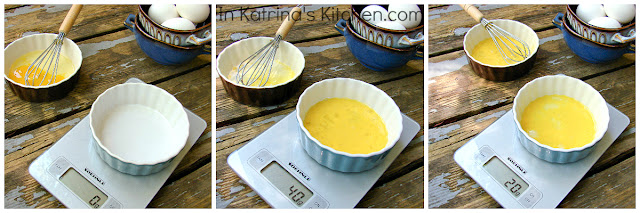 How to Measure Partial Eggs for Baking: A Tutorial from @katrinaskitchen