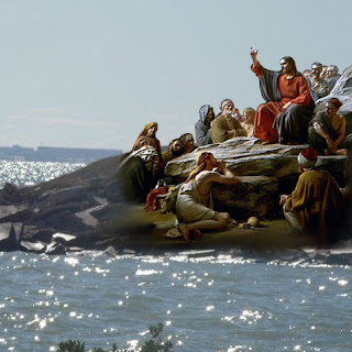 sermon on the ocean mount