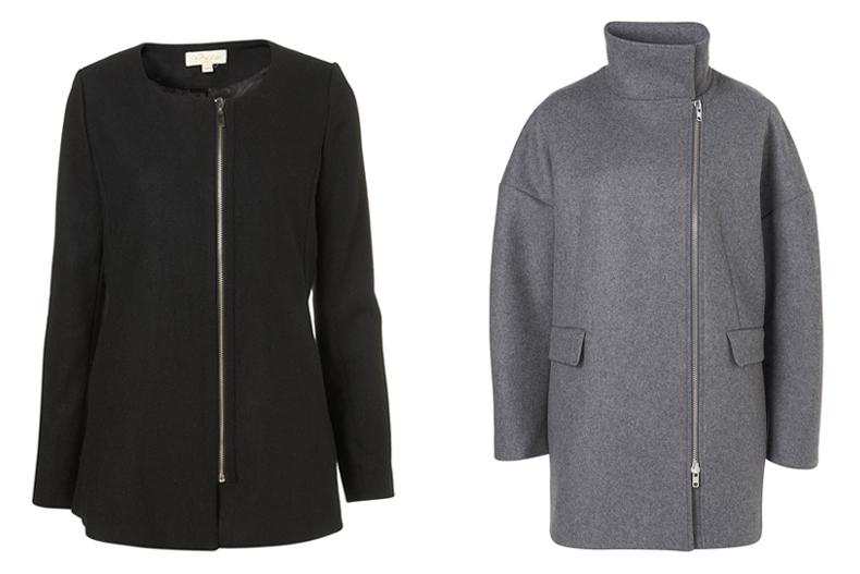 topshop coat 2012