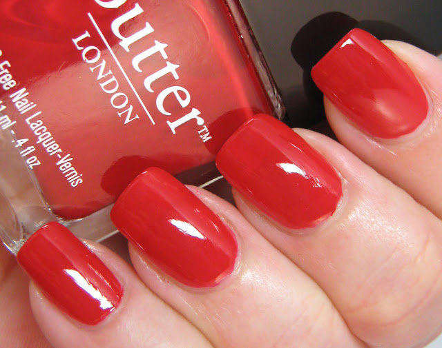 Butter London Come To Bed Red