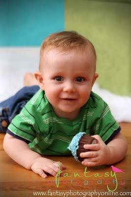 Winston Salem Baby Photography by Fantasy Photography, LLC
