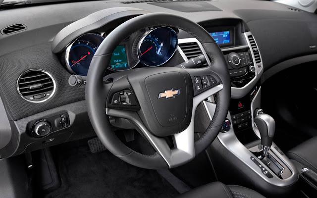 Cruze Sport6 Automático - interior