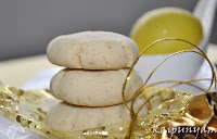 Shortbread with a Citrus twist