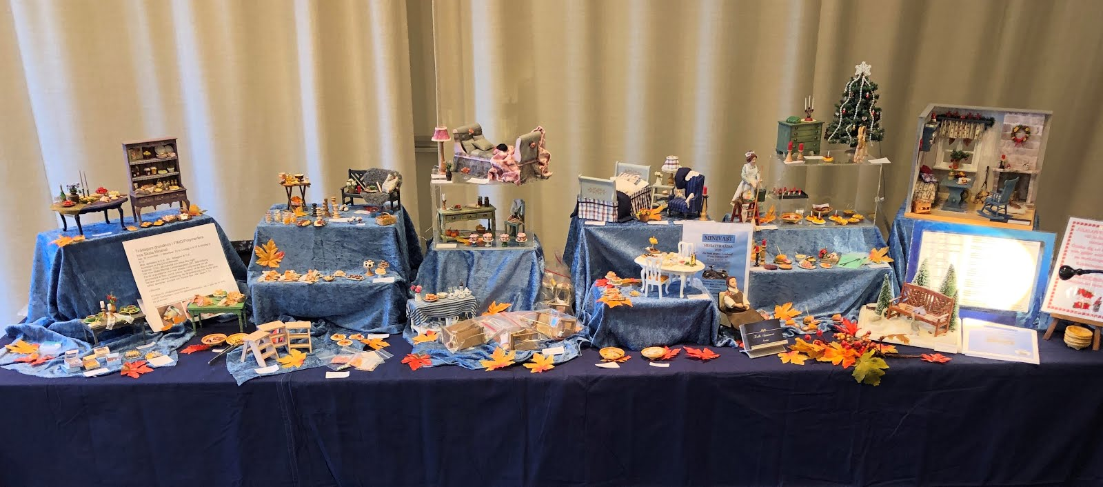Frolls Miniatures hemsida & Handelsbod