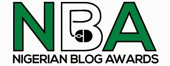 Nigerian blog awards - logo