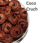Resep Kue Kering Coklat Coco Crunch
