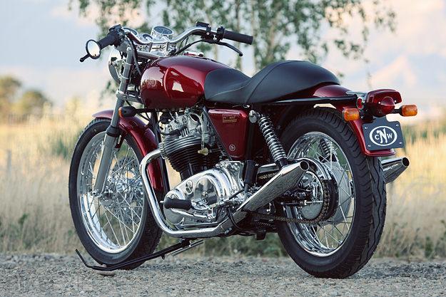 hardsun motorcycles norton commando 1974. Black Bedroom Furniture Sets. Home Design Ideas
