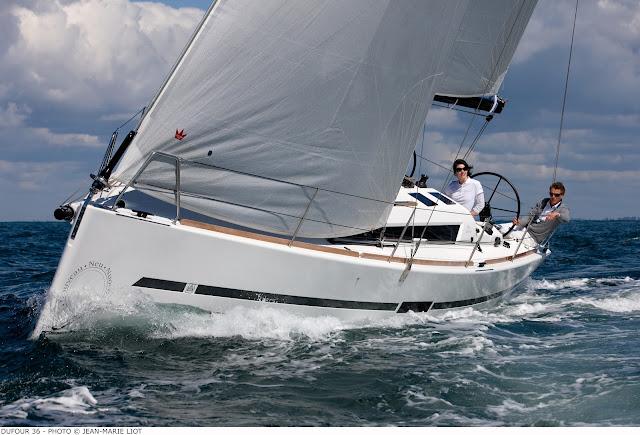 Boat Test: Dufour 36P