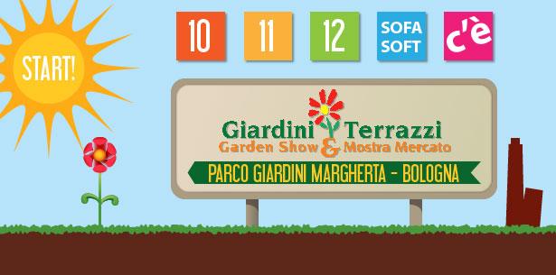 si parte con giardini e terrazzi !!! ~ be soft on your sofa - Giardini E Terrazzi Garden Show Mostra Mercato