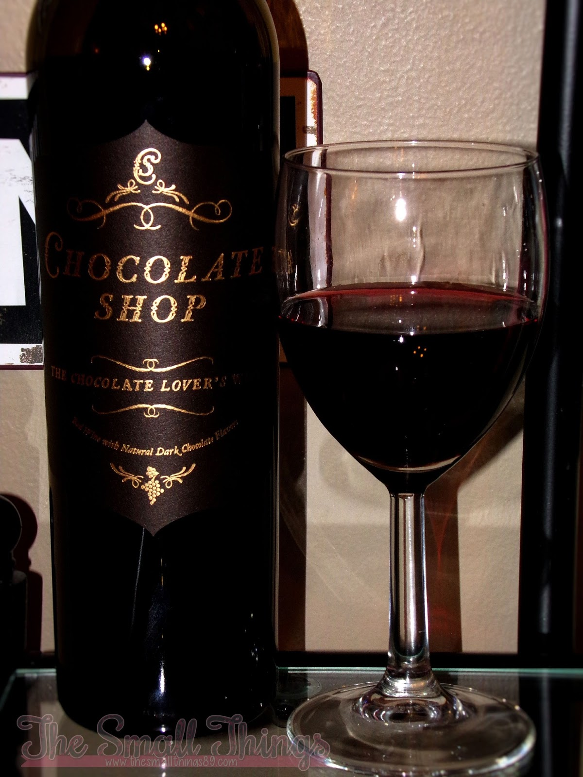 Chocolate Shop Wine- Wine For Chocolate Lover's! #GiftGuide2015 ...