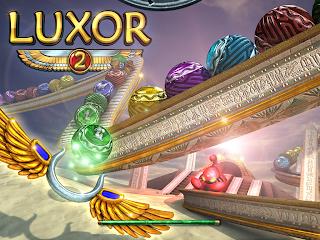 Luxor 2HD المغمرات والاثاره للايفون 2012