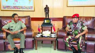 Pasukan Timor Leste