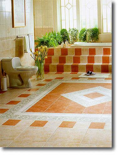 Keuntungan Nat kecil maupun Lebar pada Pemasangan Lantai Keramik