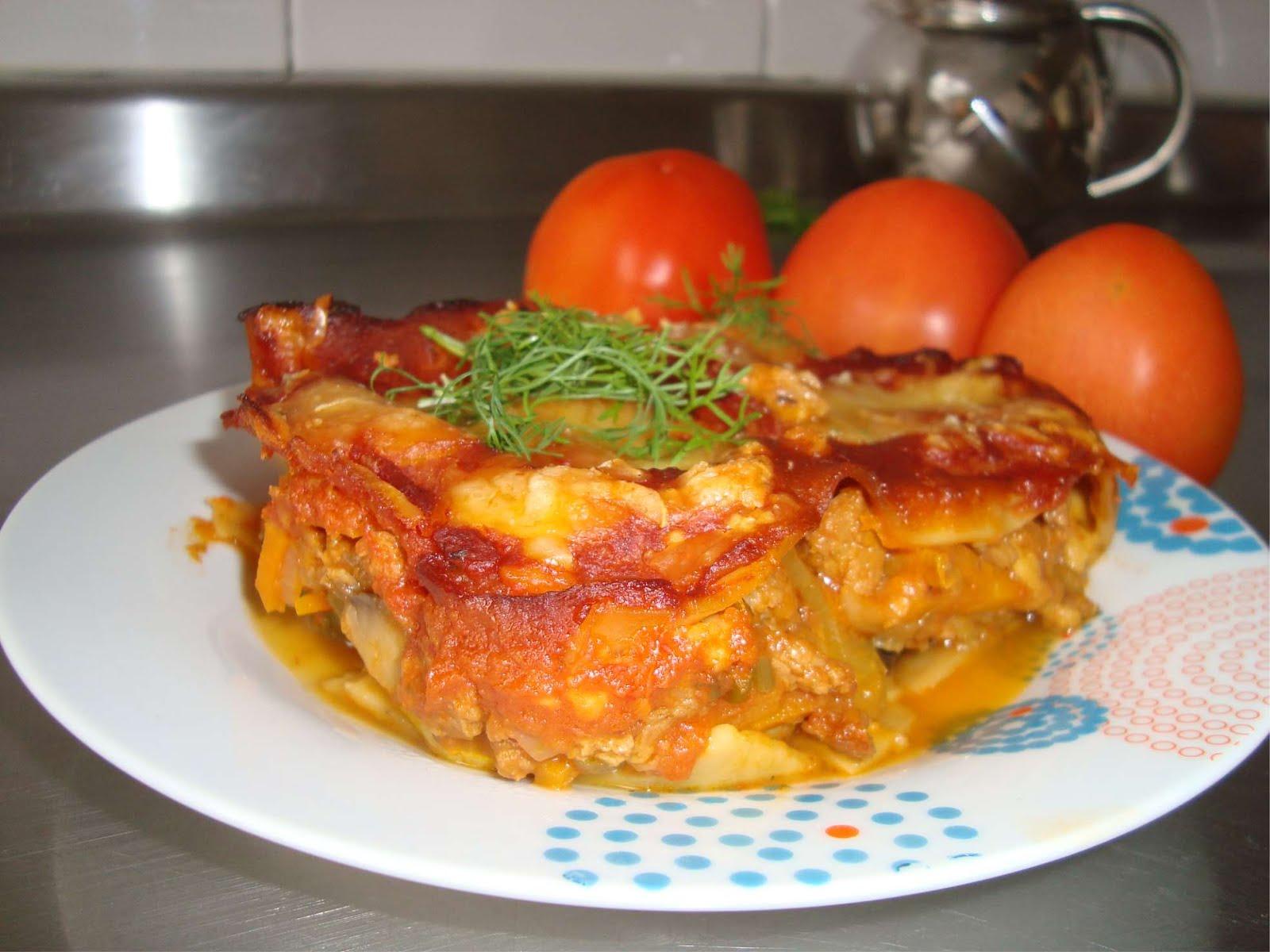 Deliciosos Platos Vegetarianos