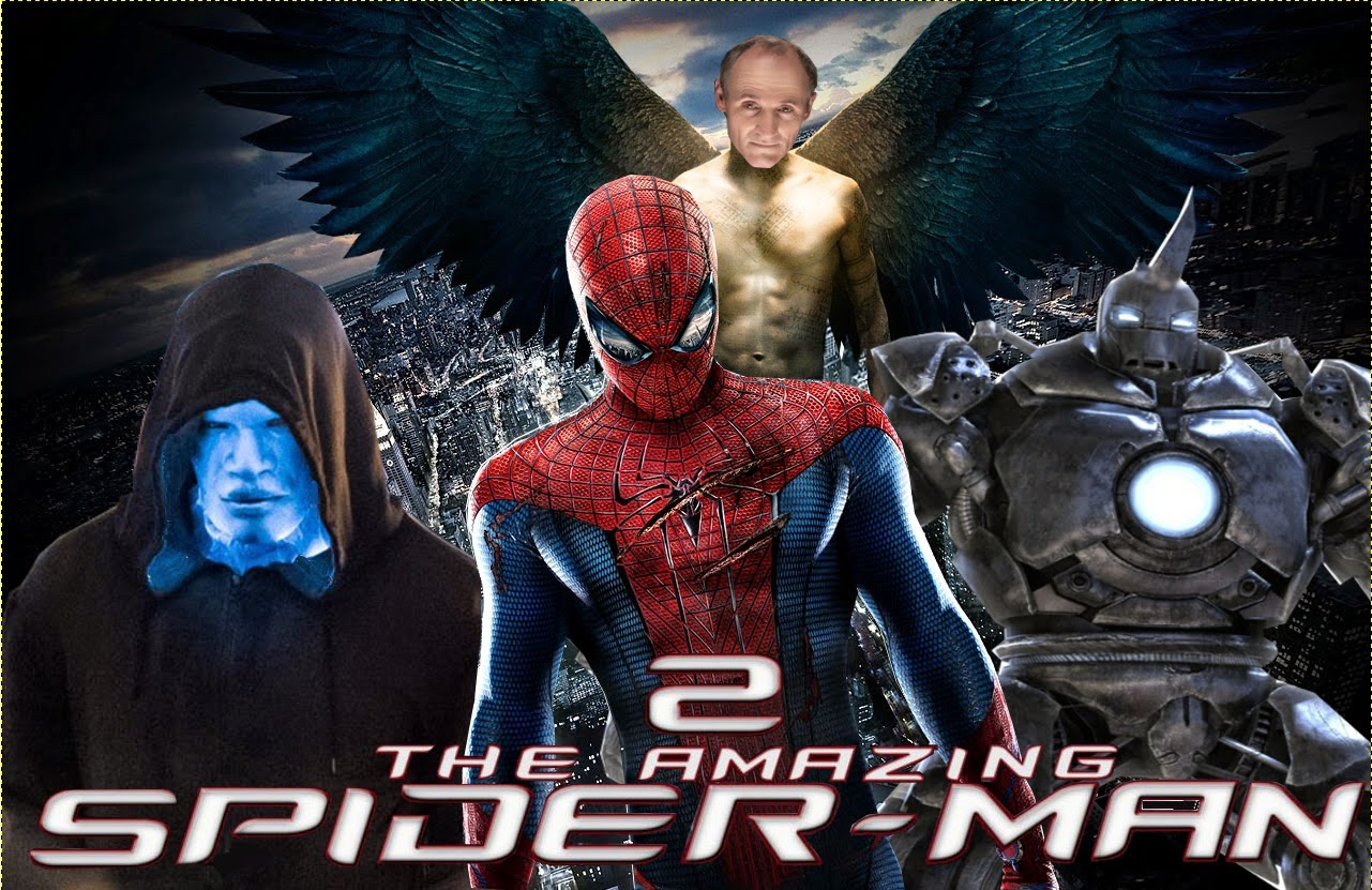 The Amazing Spider-Man 2 2014 Full English Movie Free Download