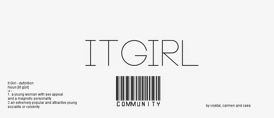 Itgirl Community