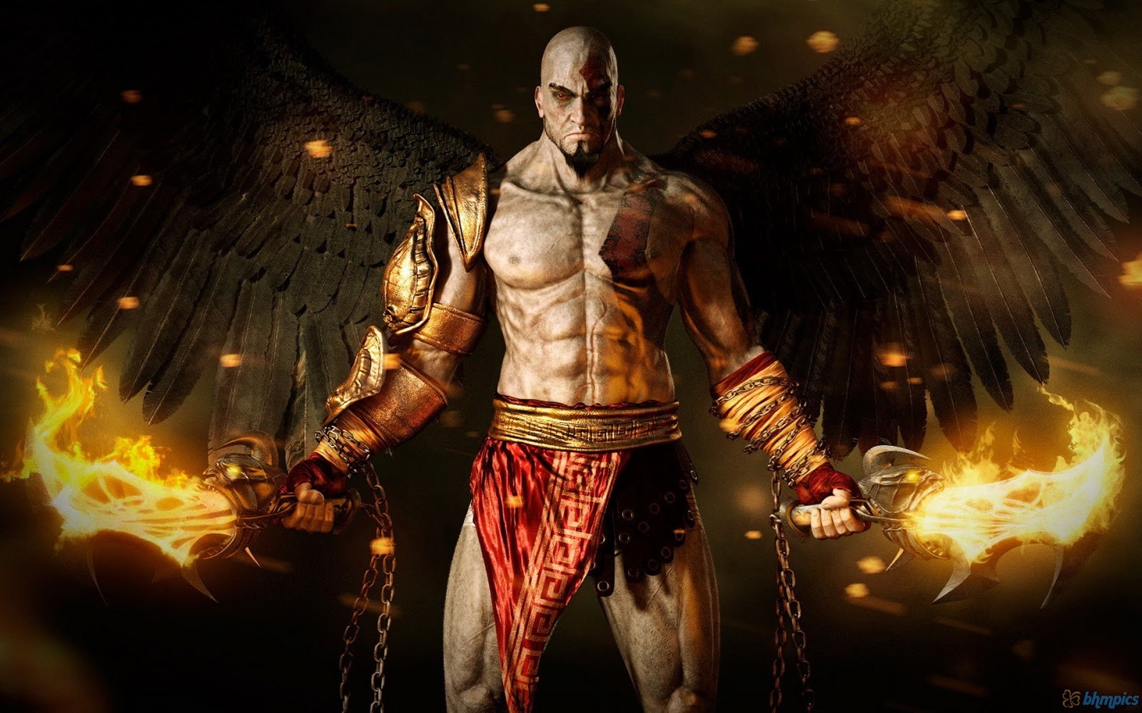 Portal dos mitos kratos - Wallpaper kratos ...