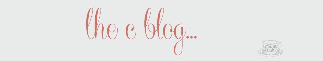 The C Blog