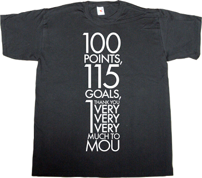 fc Barcelona barça José Mourinho real madrid irony t-shirt ephemeral-t-shirts