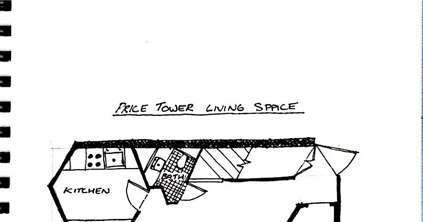 Architectural Design 6 - Alexander McCarthy: Price Tower ...