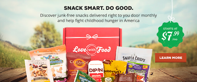 Love with Food Gluten Free Box Subscription