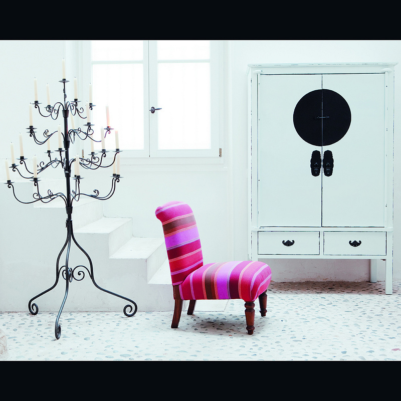Creative & ordinette: pop colors with maisons du monde ...