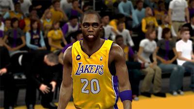 NBA 2K13 Jodie Meeks Cyberface Mod