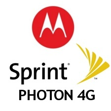 Motorola Sprint Photon 4G logo