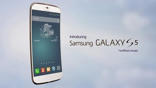 samsung galaxy S5 concept 1