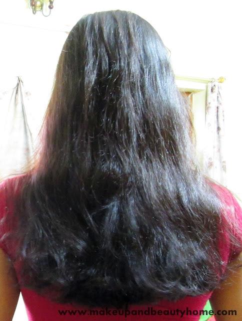My Hair After Using Homemade Hair Growth Hair Oil