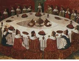 Blog dell 39 arco reale rito di york scoperta in scozia la - I dodici della tavola rotonda ...