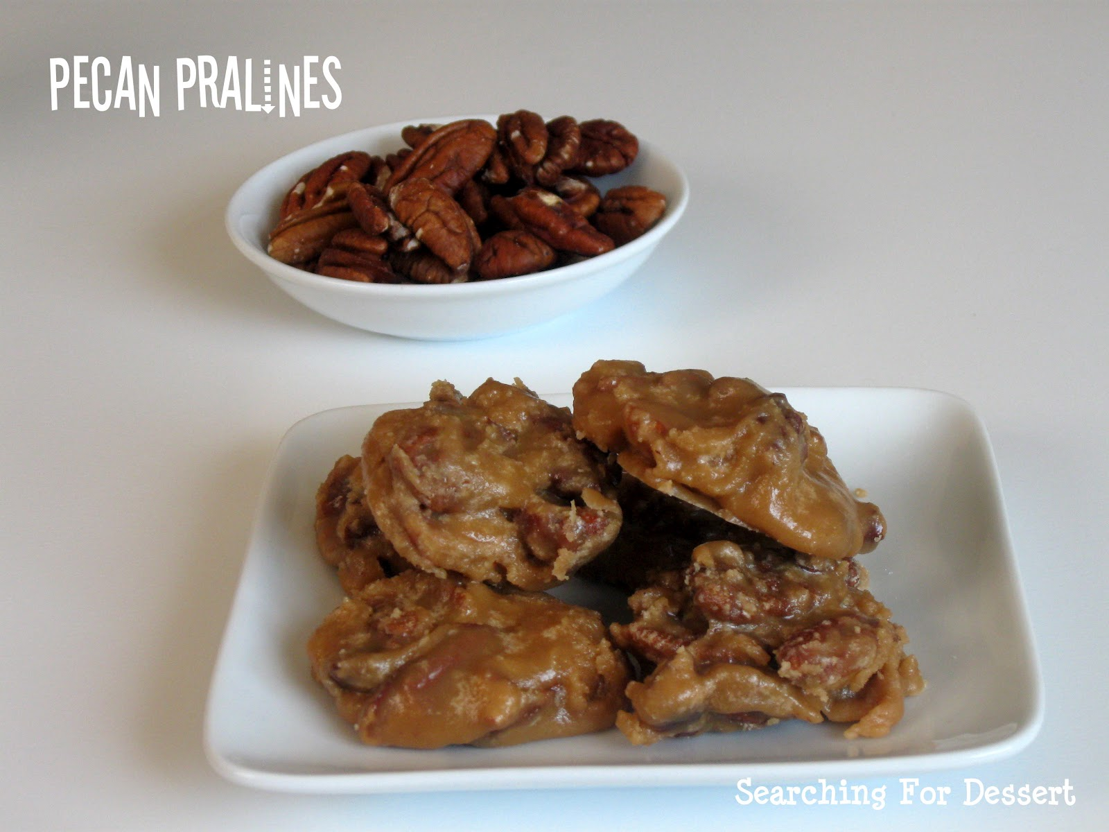 Pecan Pralines for Mardi Gras | Searching for Dessert