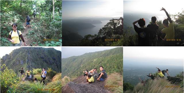 Mt. Maculot rockies Cuenca Batangas, Giant millepede at Mt. Maculot, mt maculot millepede, mt maculot trail, mt maculot cuenca, mt maculot itinerary