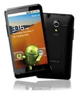 HP Android Murah dengan Layar Lebar dari Cyrus Pad