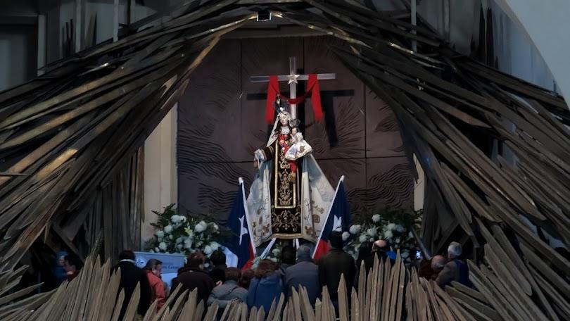 Solemnidad Virgen del Carmen