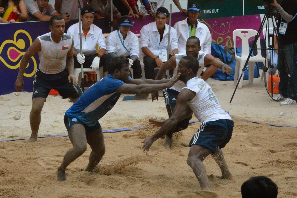 Asian Games Phuket Kabaddi Oman