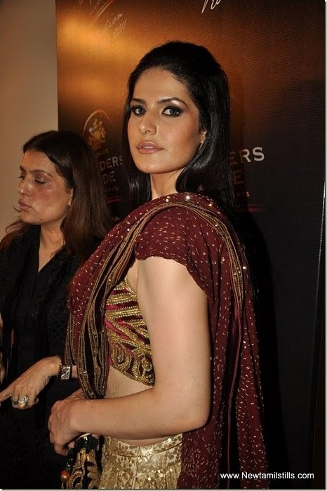 - Zarine Khan Latst Pics from an Event