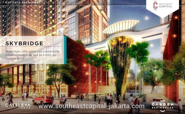 Skybridge Apartemen Southeast Capital @ Jakarta