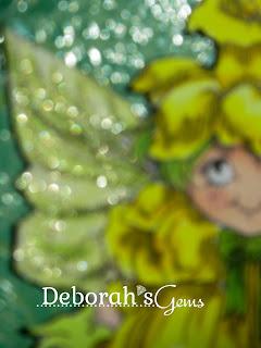 Sending Hugs Detail - photo by Deborah Frings - Deborah's Gems