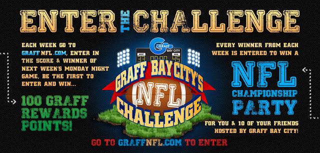 NFL Challenge Contest