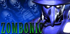 Download Android Game Zombonic APK 2013 Full Version