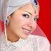 Hijab mode - Hijab de mariée