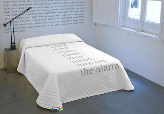 Colcha Alarm